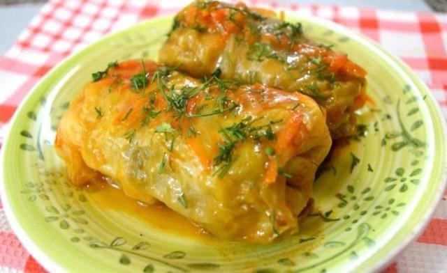 Традиционные голубцы по-новому рецепту — в 3 раза вкуснее обычных! Чудесное блюдо!