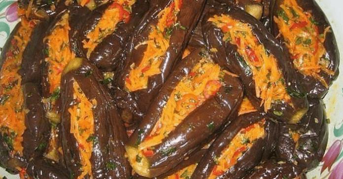 «Манзаны» — шедевральные фаршированные баклажаны по-гречески