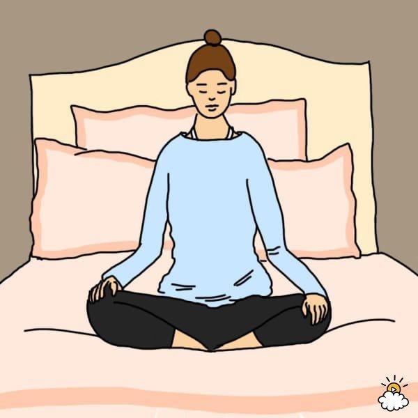 Несколько простых упражнений помогут выспаться! Вы обязаны попробовать!