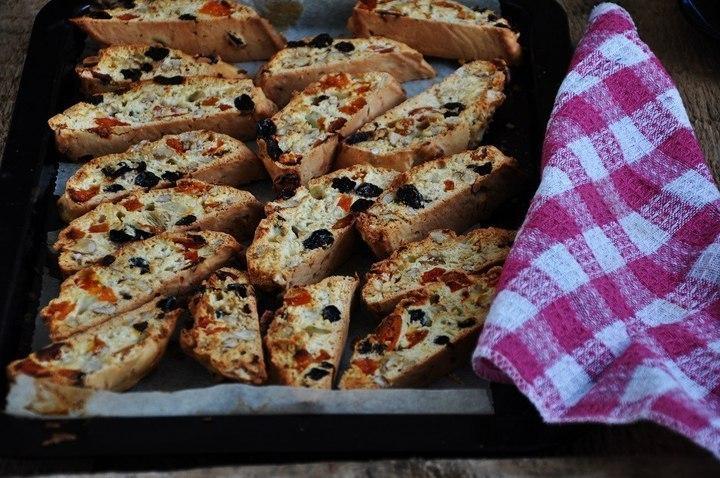 Известная итальянская сладость, которую очень легко готовить дома — Бискотти