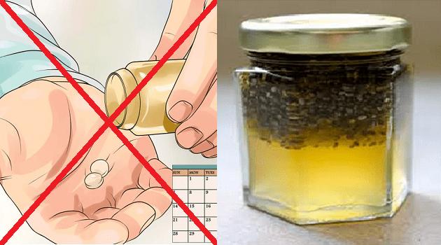 Избавьтесь от остеопороза и боли в спине, употребляя обычную смесь семян
