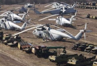 Из Чернобыля вдруг исчезла вся зараженная техника! Скорее узнайте, что же произошло! (Видео)