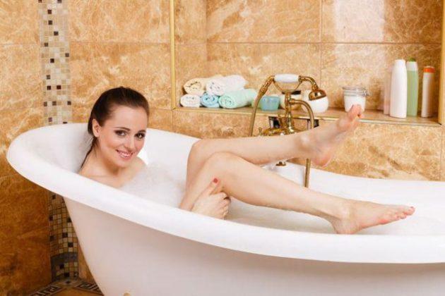 Регулярно добавляю соду в шампунь, ванну, крем и не только. Эффект мне нравится!
