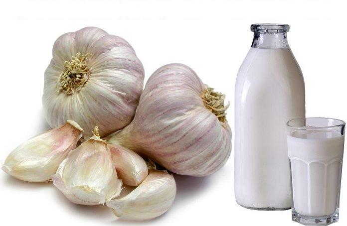Стабилизировать высокое давление научилась с помощью молока и чеснока. Действует!