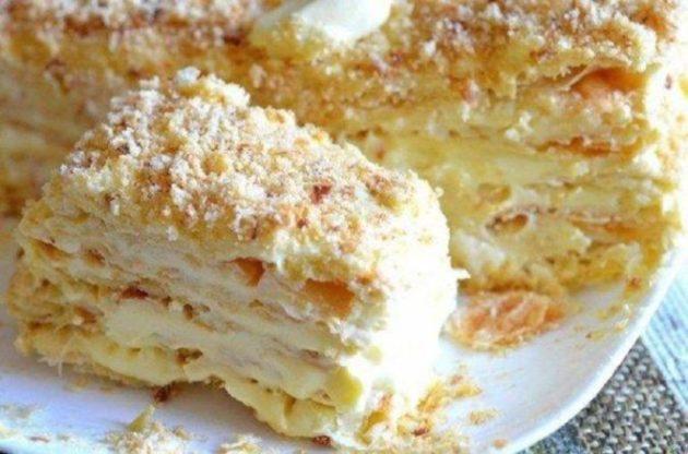 Открыла для себя обалденный рецепт торта «Светлана» без выпечки. Справится любая хозяйка!