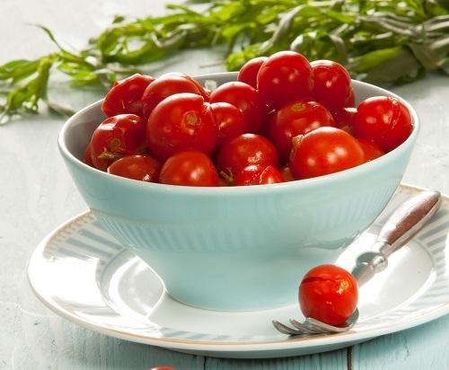 Необыкновенные помидорки на зиму. Простые в приготовлении. Минимум ингредиентов