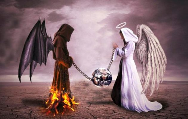 Почему Бог создал зло? Я была поражена таким ответом!