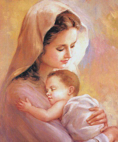 Ах, если бы все матери молились... Каждое слово — прямо в душу…