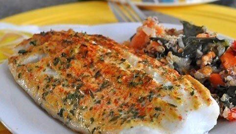 ТОП-5 рыбных рецептов для отличного ужина