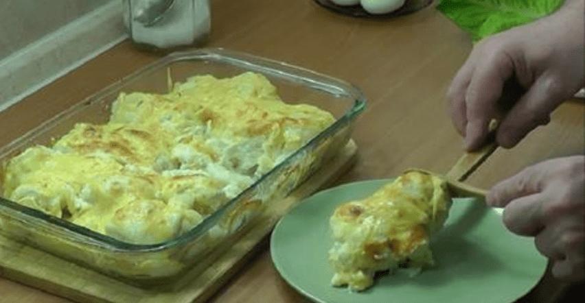 Вместо картошки готовлю отменные блюда из цветной капусты! Это в 100 раз вкуснее!