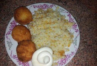 Мой любимый гарнир — Рассыпчатый рис в сковороде за 30 минут!