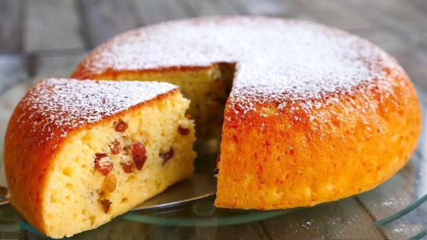 Пирог сметанник — для меня это самый быстрый и простой рецепт! Сплошное удовольствие!
