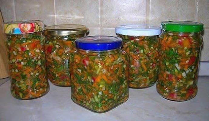 Овощная заправка для первых блюд и не только — отменный вкус и витамины сохранены