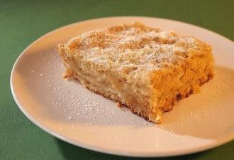 Самый вкусный в мире яблочный пирог! Вкуснее и быстрее вы не пробовали!