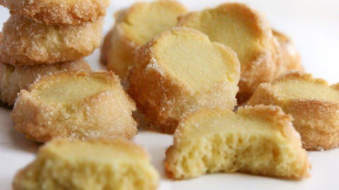 Печенье бриллиантовое от знаменитого Пьера Эрме