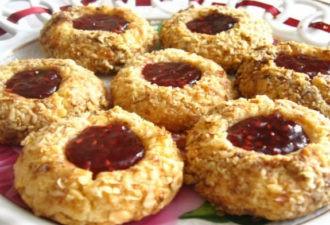 Песочное печенье «Напёрсток» для вкусного чаепития