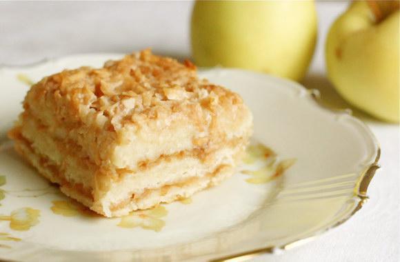 Болгарский яблочный пирог - необычайно нежное лакомство из простых ингредиентов!