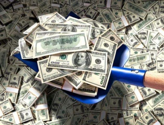 Хотите знать когда вы разбогатеете? Выберите на понравившуюся монетку и получите ответ