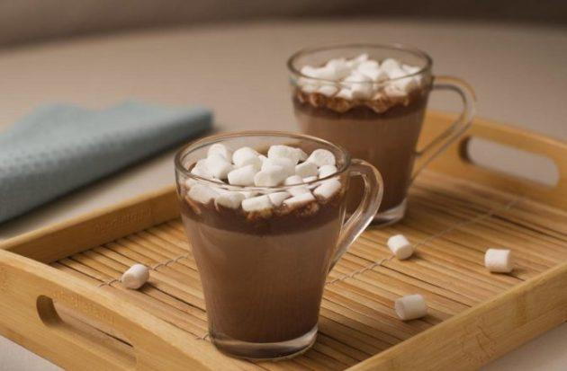 Напиток, который дарит только удовольствие и радость. 5 лучших рецептов домашнего горячего шоколада
