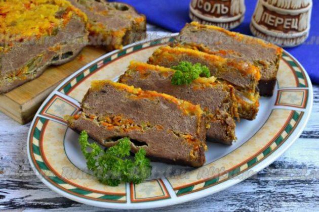Печень по-царски: пример того, как из простых продуктов можно приготовить шедевр!