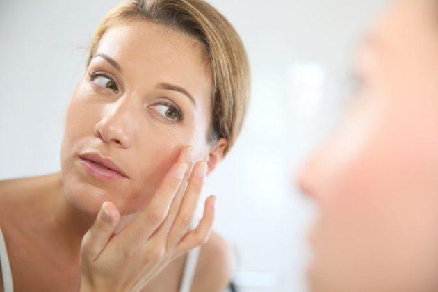 Для тех женщин, которые заботятся о своей красоте но не готовы тратить кучу денег: маска от морщин из 2 компонентов