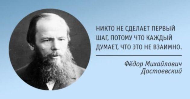 24 самые известные цитаты великого Фёдора Достоевского. Классика вечна!