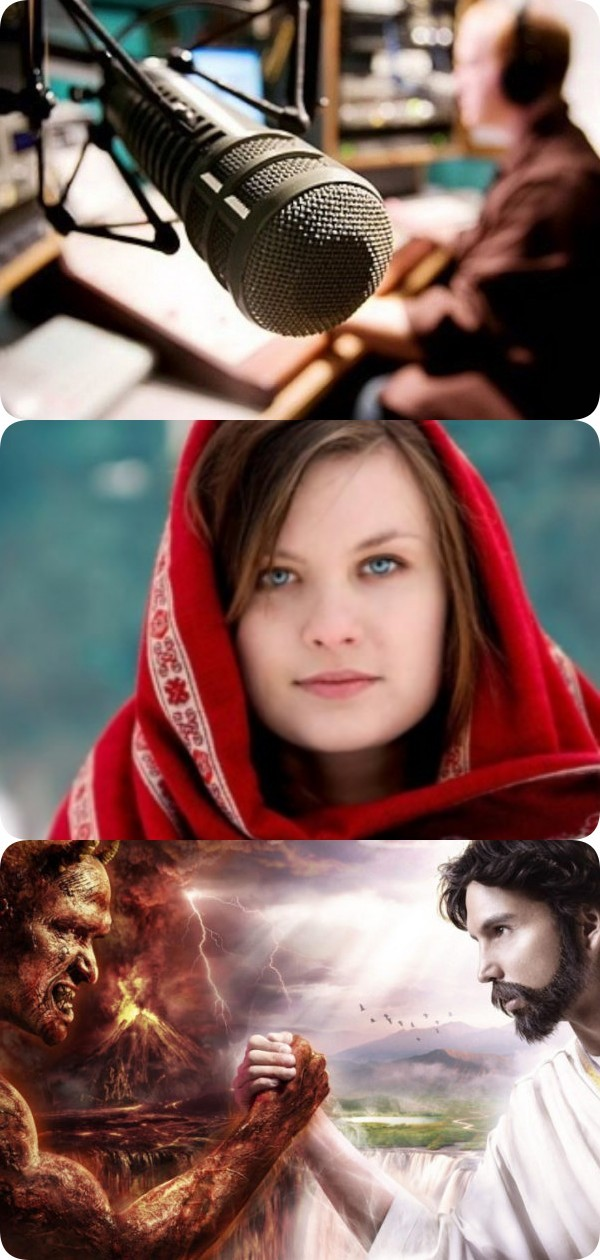 Незнакомец хотел поиздеваться над верующей женщиной. Ее ответ великолепен!