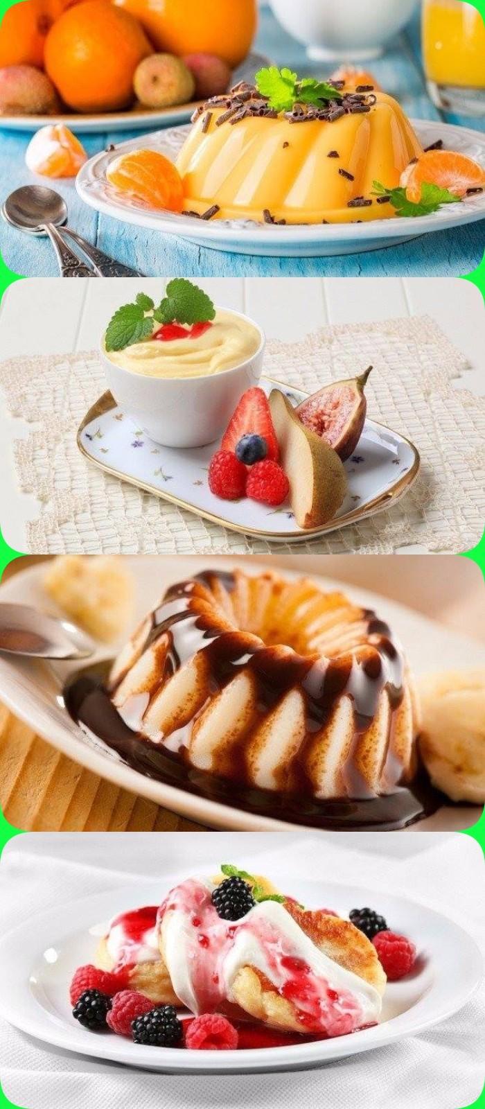 Десерты из манки — нежные и вкусные! ТОП 5 рецептов