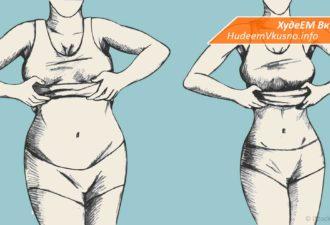 Если вам надо похудеть на 8 кг за 1 неделю, вот что вам надо делать!