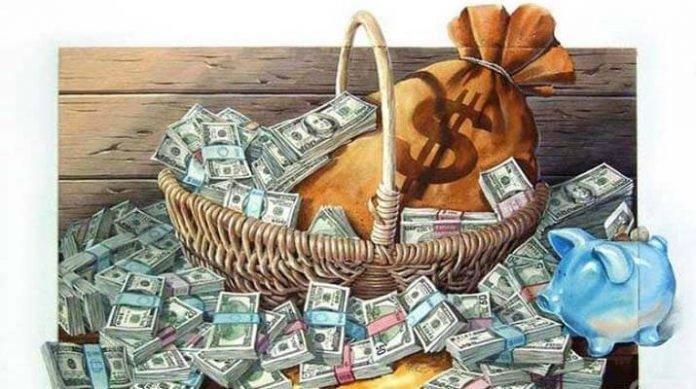 Как отдавать деньги, чтоб они к вам возвращались?