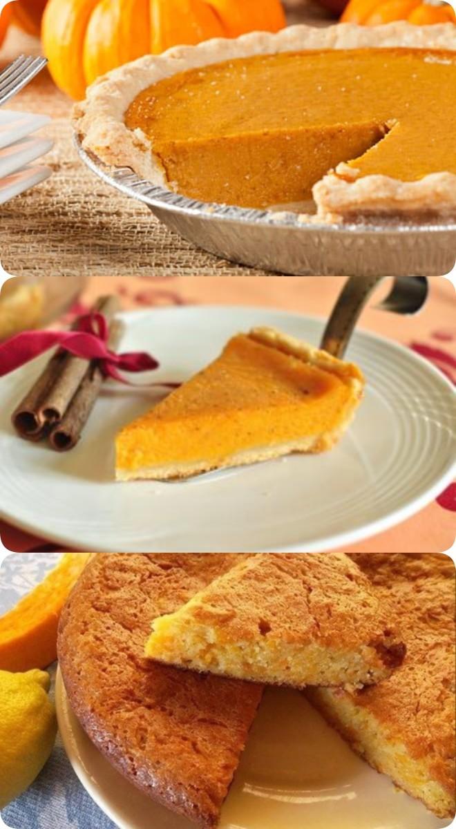 Нежный Сладкий пирог из тыквы с корицей. Наслаждайтесь пока сезон!