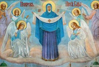 Сильнейшая молитва Богородице «Царица моя преблагая»