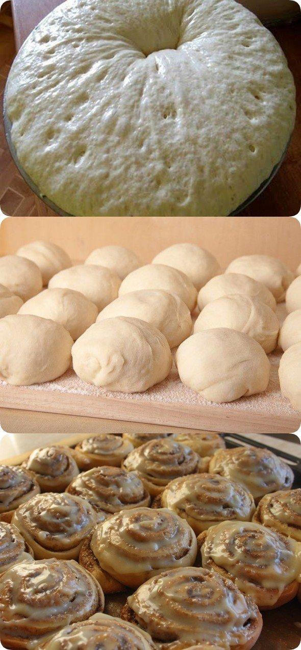 Дрожжевое тесто за 15 минут: пошаговый рецепт приготовления, когда на счету каждая секунда