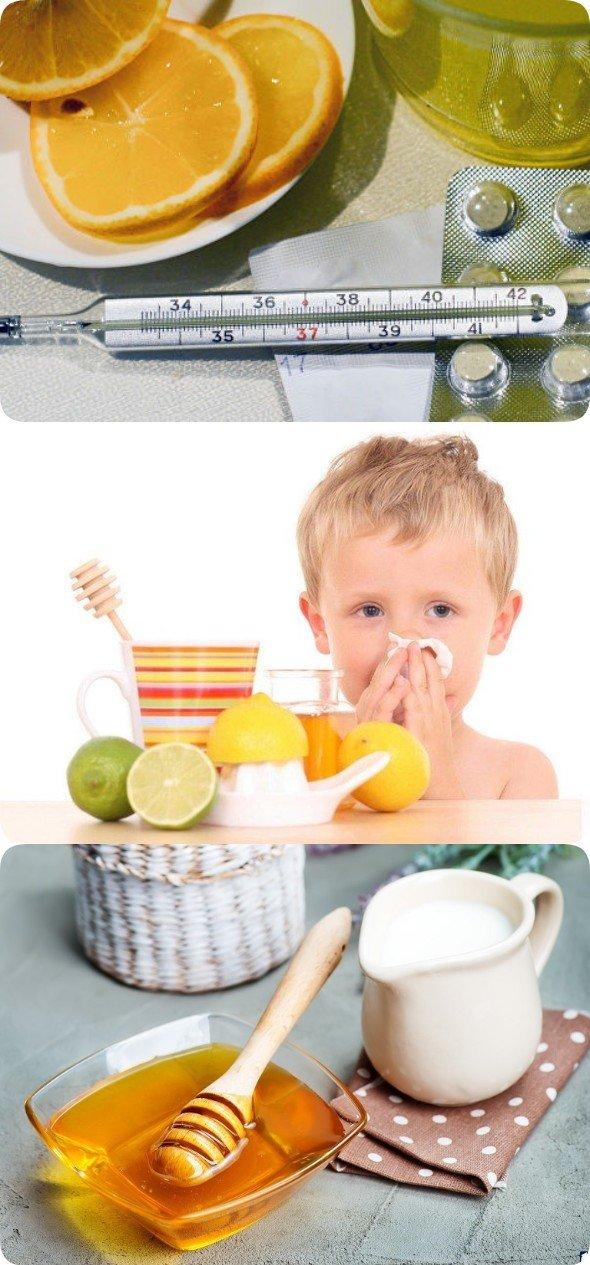 Вкусные рецепты от простуды для деток — И сладко, и с болезнью отлично справятся.
