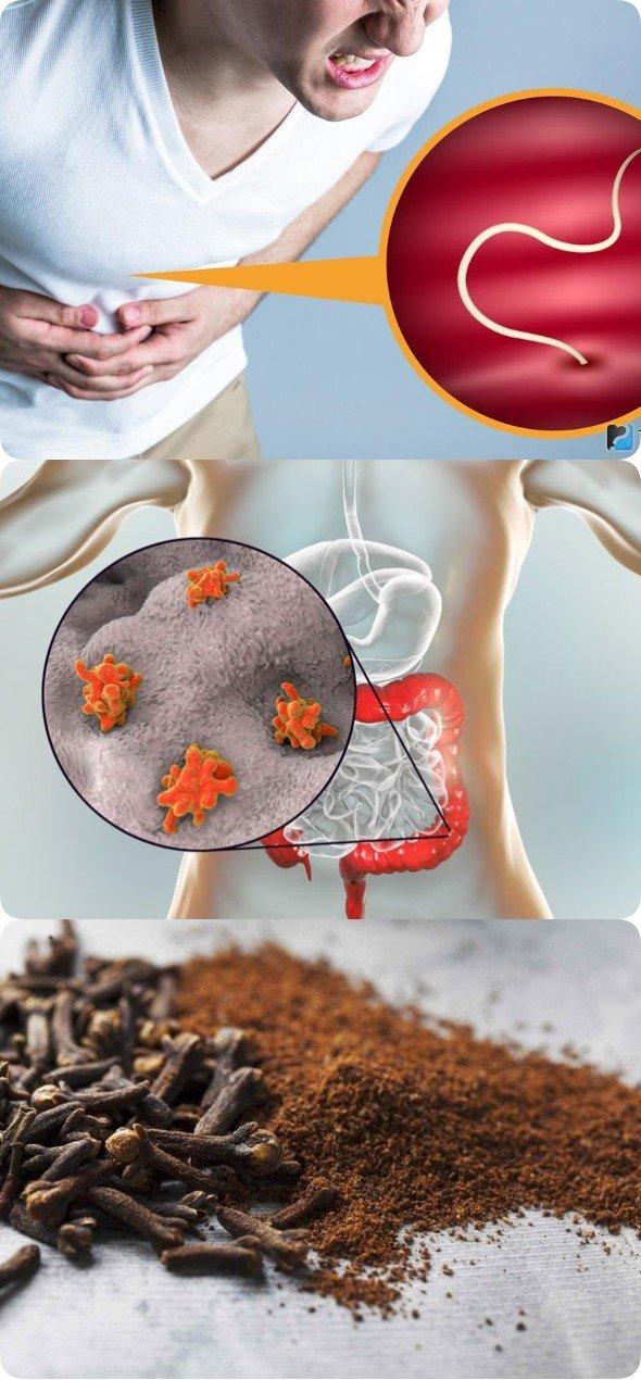Вот как быстро очистить свое тело от паразитов и уменьшить жировые отложения, используя всего 2 ингредиента!