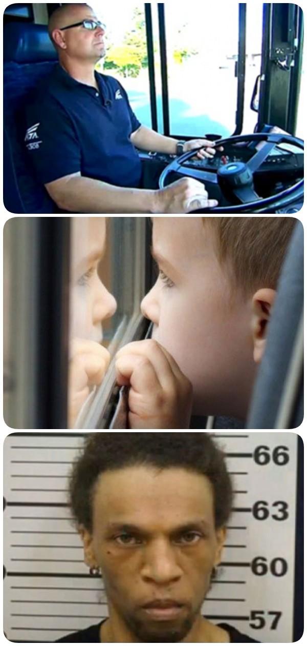 В автобус сел парень с 3-летним ребенком. Когда водитель взглянул на их ноги, его передернуло…