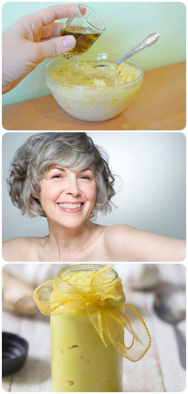 Чтобы в 50 выглядеть на 30, ешьте по 1 ложке лимонного снадобья каждый день