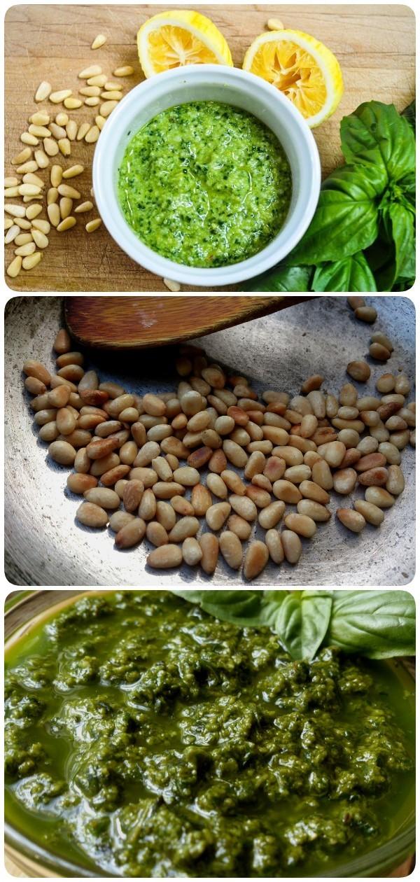 Итальянский Песто - вкуснейший универсальный соус