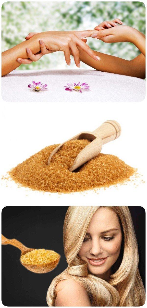 Применение желатина внутрь для улучшения состояния кожи, волос и ногтей