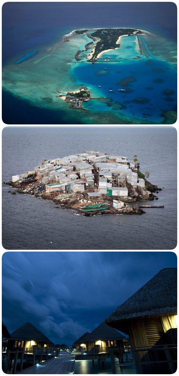 Мальдивы — это адское место!