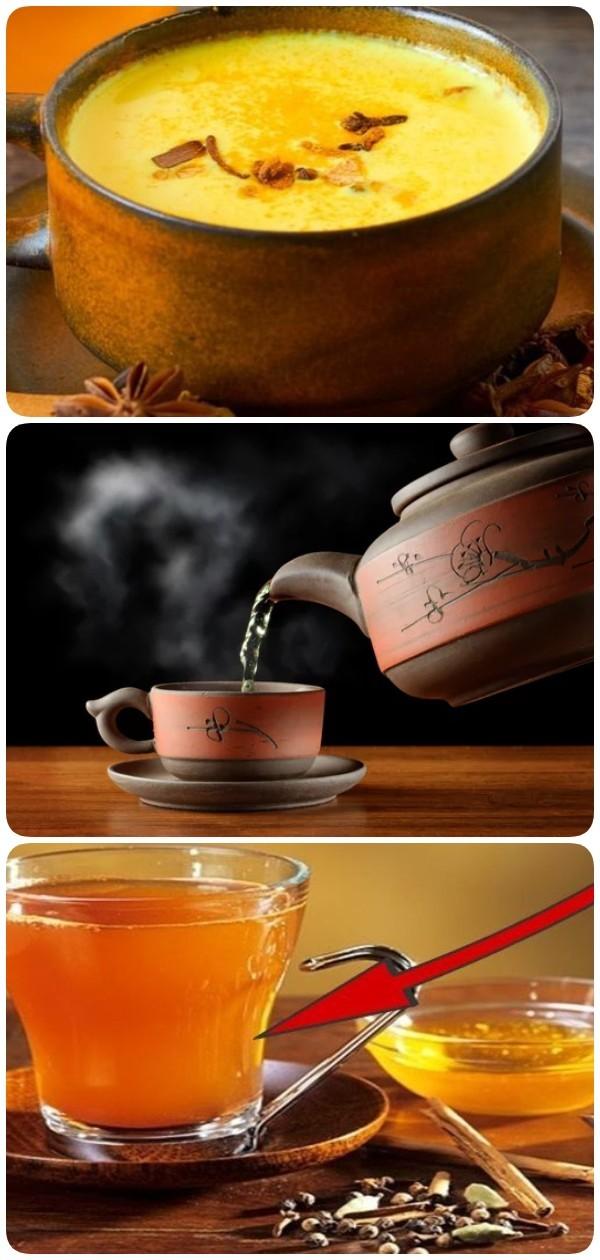 Лечит более 50 болезней: этот супер чай способен убивать паразитов и очищает организм от шлаков!