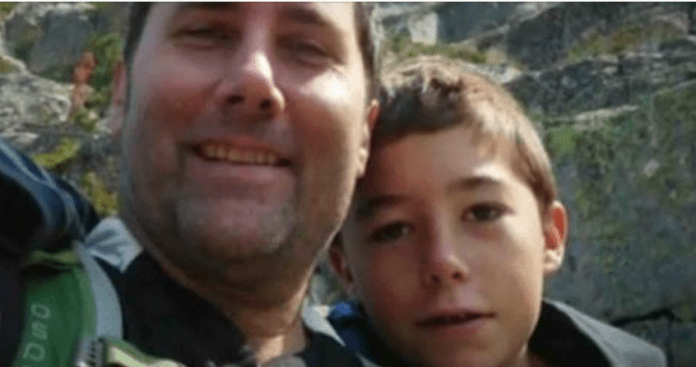 Ребенок три дня боролся за жизнь отца