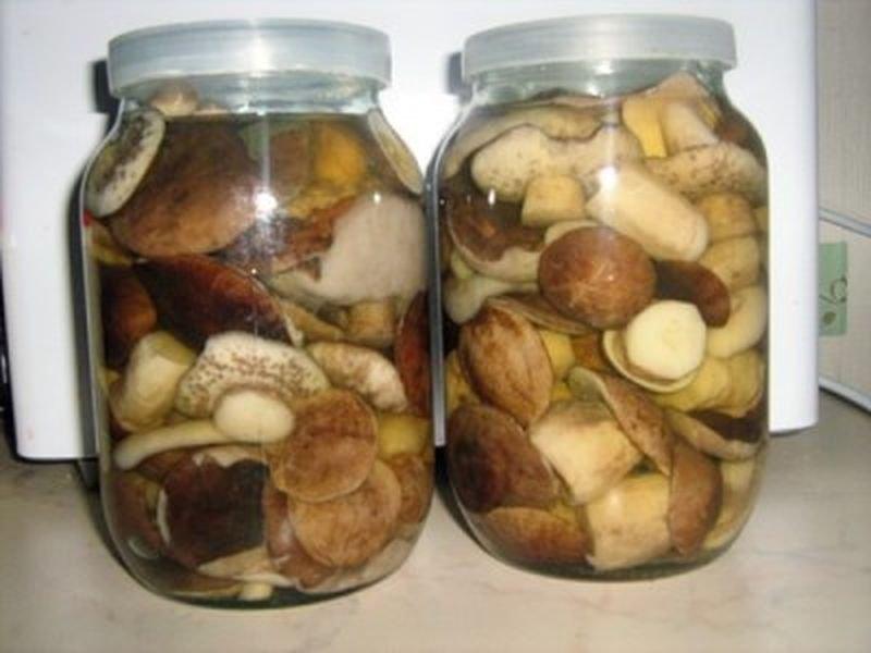 Грибной маринад: подойдет для консервации любых грибов (пошаговый рецепт)