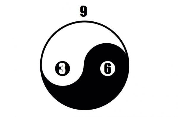 Секрет цифр 3,6 и 9 наконец раскрыт!