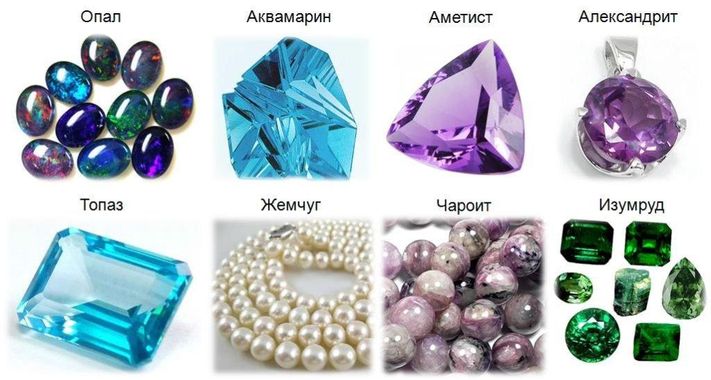Ваш камень-талисман по знаку зодиака