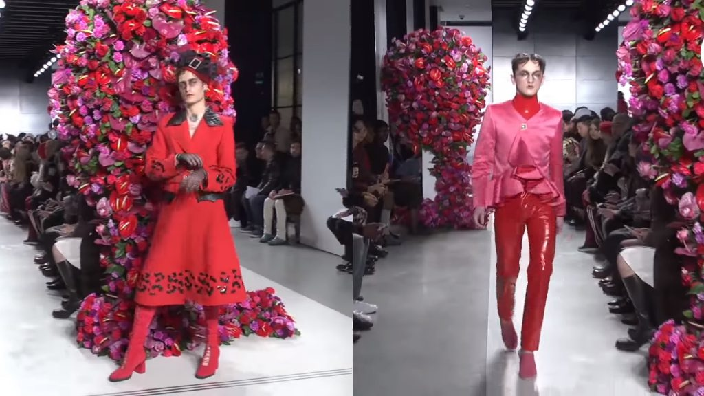 «Остановись мода, ты пьяна». Показ мужской моды в Нью-Йорке потряс мир!