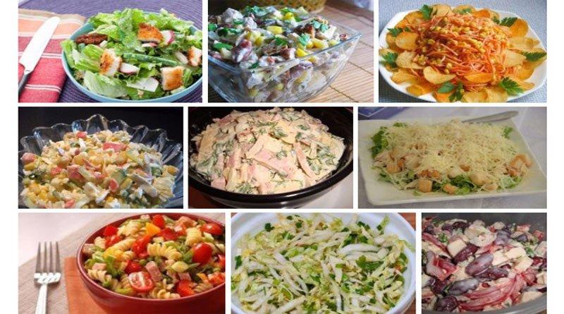 9 самых изысканных салатов на каждый день