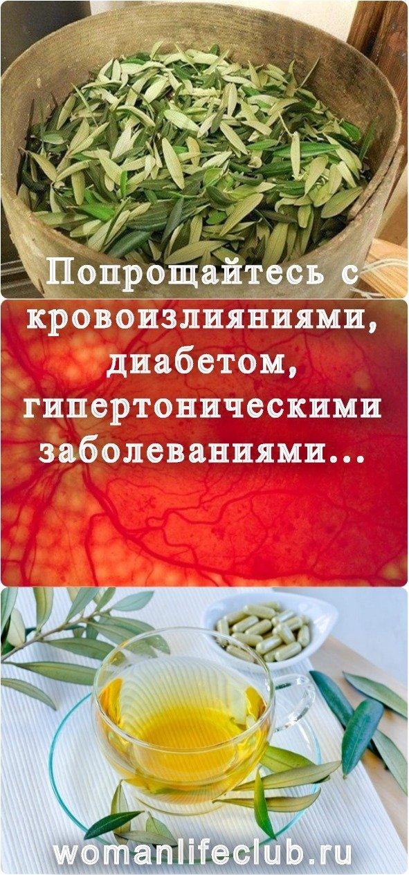 Попрощайтесь с кровоизлияниями, диабетом, гипертоническими заболеваниями, болезнью Альцгеймера и многим другим, используя эти простые листья!