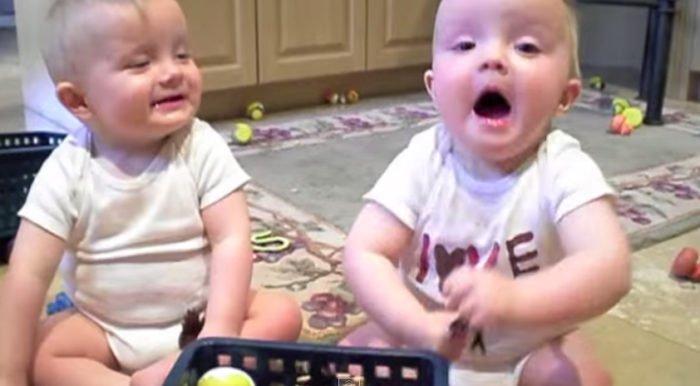 16 000 000 просмотров: близнецы пародируют чихание папы. Это бомба!