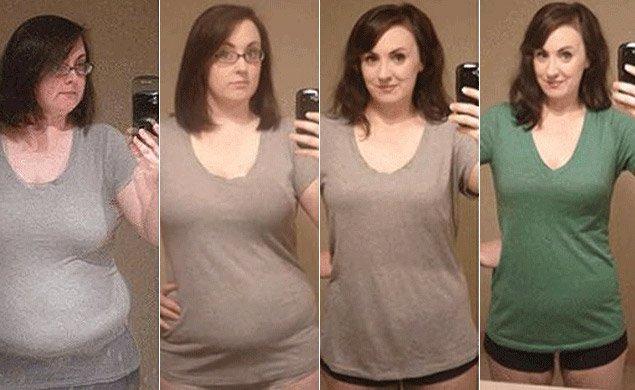 Как эта женщина похудела на 40 кг без спортзала и строгой диеты